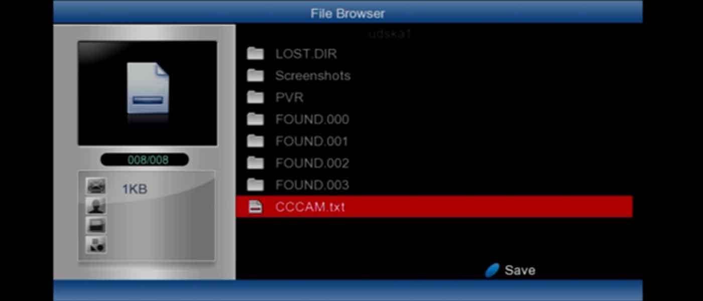 Cccam Files