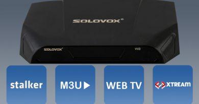 SOLOVOX OPENBOX SKYBOX V9S