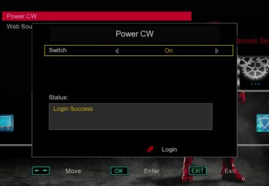 Use Power CW IKS CAMD function on SOLOVOX V6S