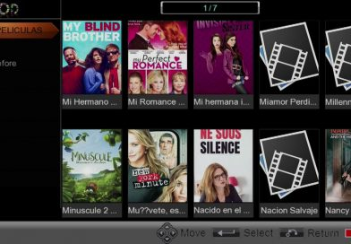 Watch movies for free on SOLOVOX V6S