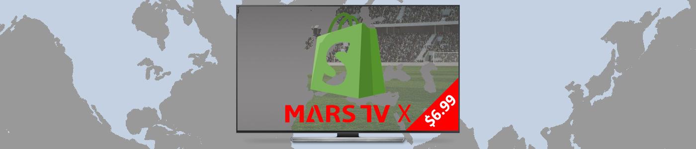 Buy MARS TV X