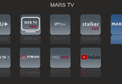 Activate MARS TV subscription code on SOLOVOX V6S