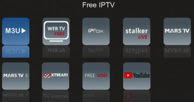 Watch IPTV with your M3U file on SOLOVOX V6S