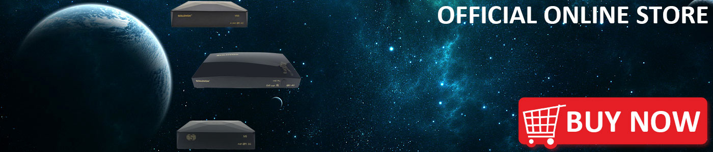 Buy SOLOVOX Satellite Receiver
