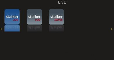 Use MARS TV X through the stalker protocol on SOLOVOX V6S and V6S MINI