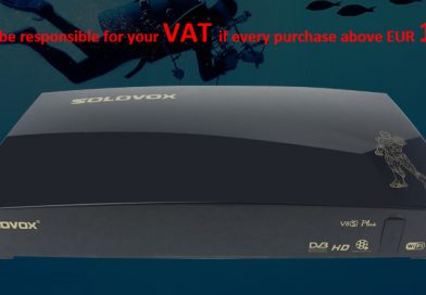 Free VAT for the European Union users who are purchasing above EUR 150